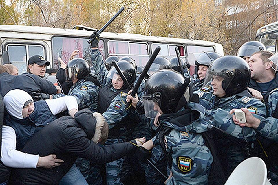 Бездействие властей вкупе с очередным убийством москвича приезжим кавказцем вновь взрывает общество изнутри.