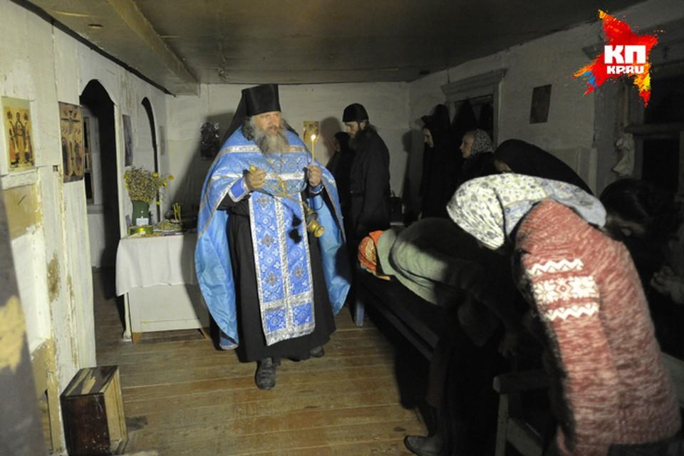 Журналисты «КП» добрались до таежной деревеньки Черепаново, где поселились раскольники