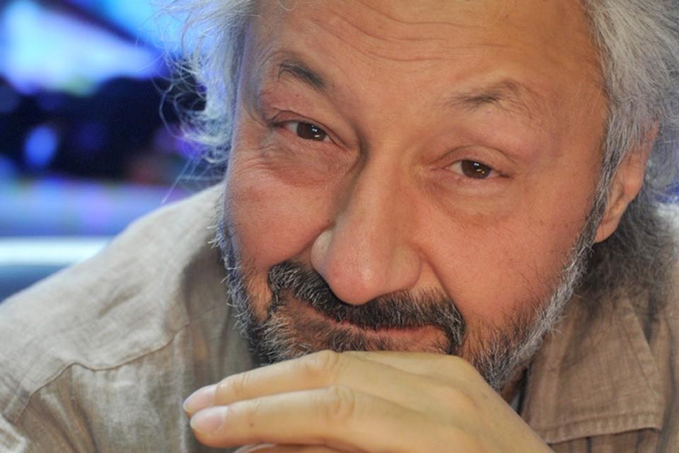 "Музыкант, лидер группы ""Цветы"" Стас Намин"