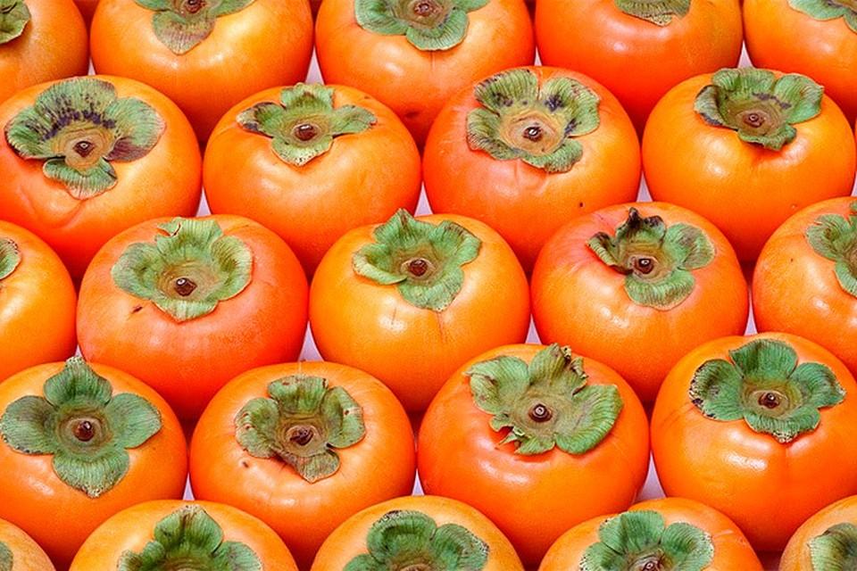 Хурма - полезнейший осенний фрукт!