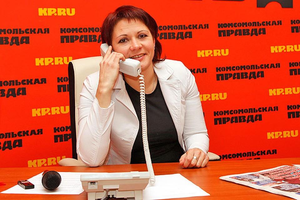 """Елена Соколова: """"В группе риска прежде всего молодые женщины""""."""