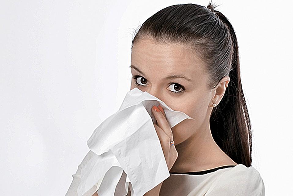 Первая причина простуды – плохой иммунитет