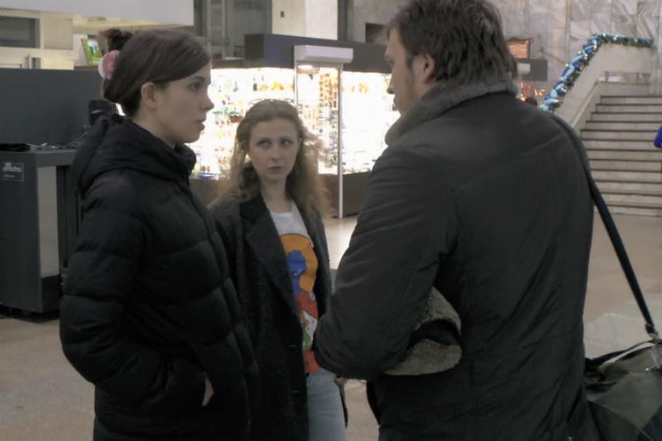 Толоконникова и Алехина дадут в Москве пресс-конференцию