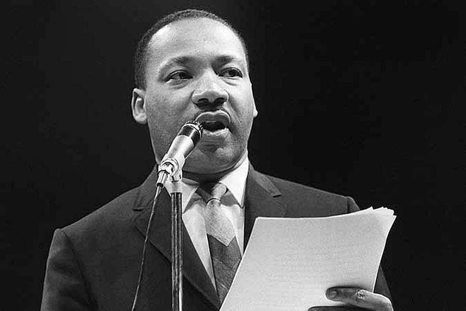 a speech that awakened a society by martin luther king Martin luther king combined radical thought, political nous and oratorical brilliance his i have a dream speech described a vision of racial equality in america that inspired millions despite.