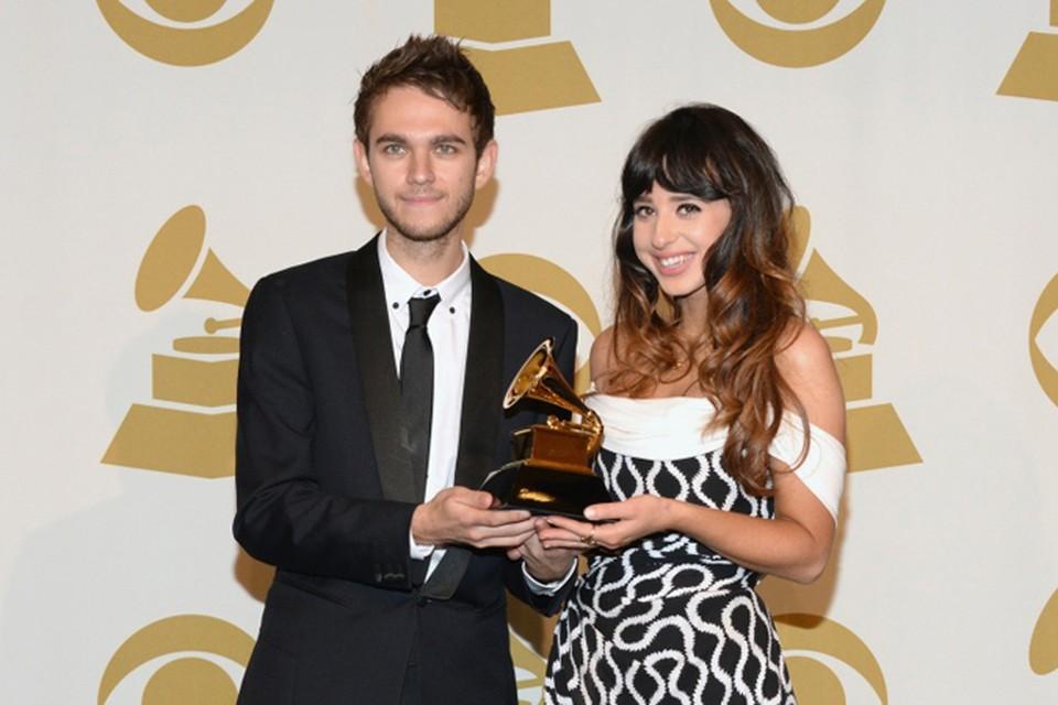 Zedd работал над композицией вместе с имсолнительницей Foxes
