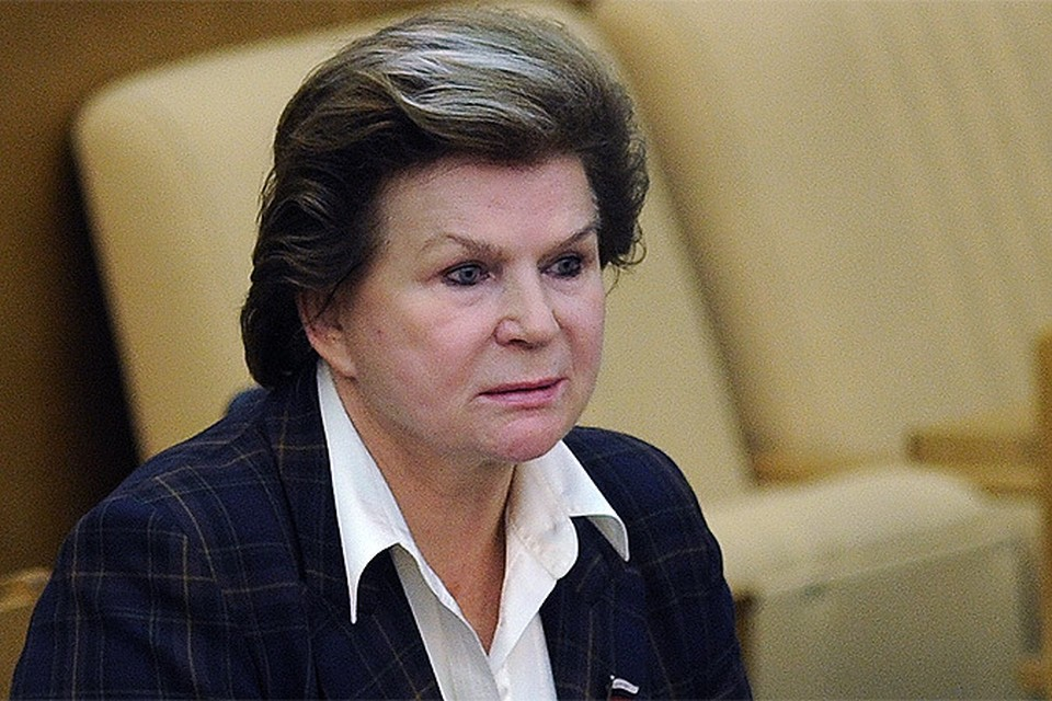 """Валентина Терешкова: """"Церемонию открытия я смотрела в записи. На мой взгляд, она была очень красивой"""""""