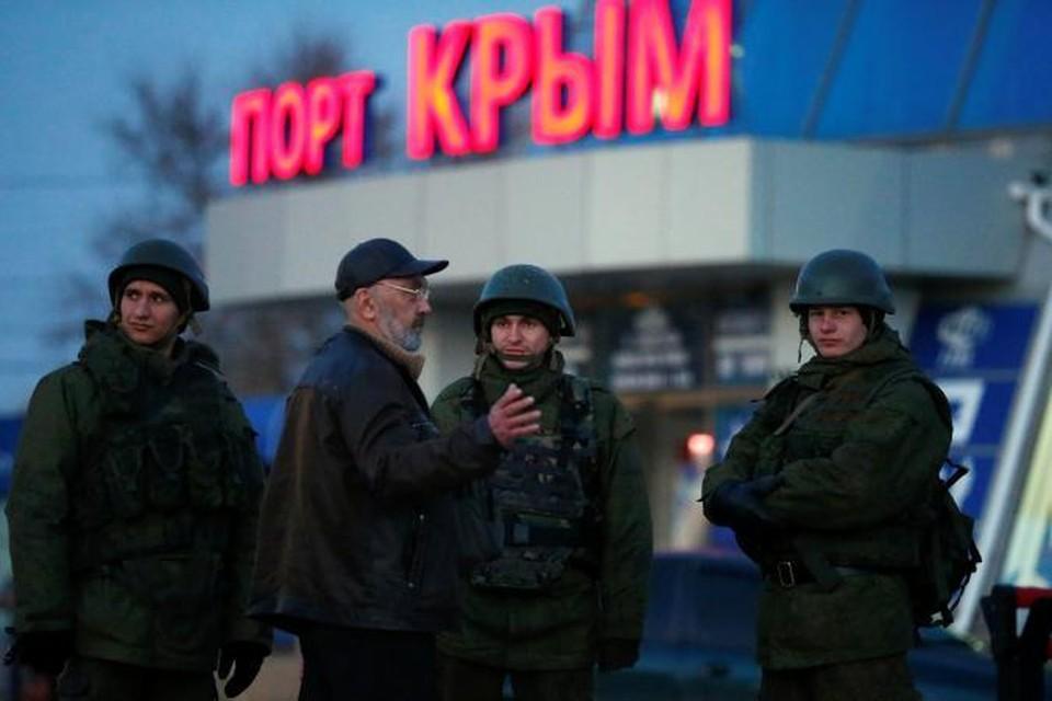 Херсон, Николаев и Одесса хотят войти в состав Крыма