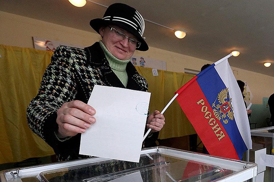 Западные журналисты устраивают провокации на референдуме в Крыму