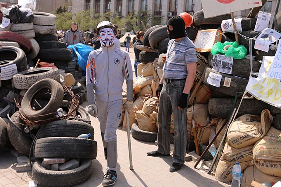 В Киеве и на Западе новорожденная государственность воспринимается как сходка шахтеров-совков-люмпенов