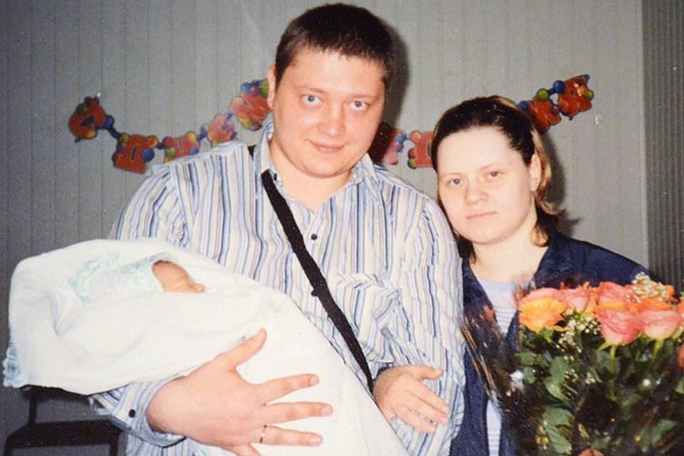 Галина и Артем Никитины