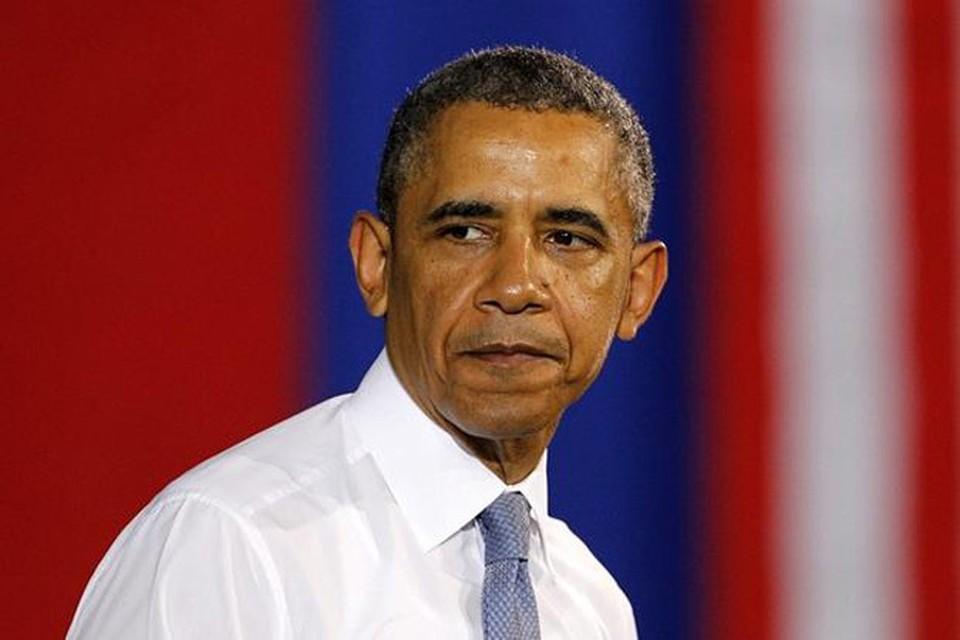 Президент Обама стремительно теряет популярность в Соединенных Штатах