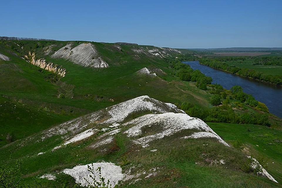 Доклад памятники природы воронежской области 2200