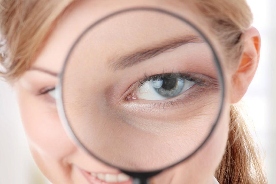 Глазные болезни попадание соринки