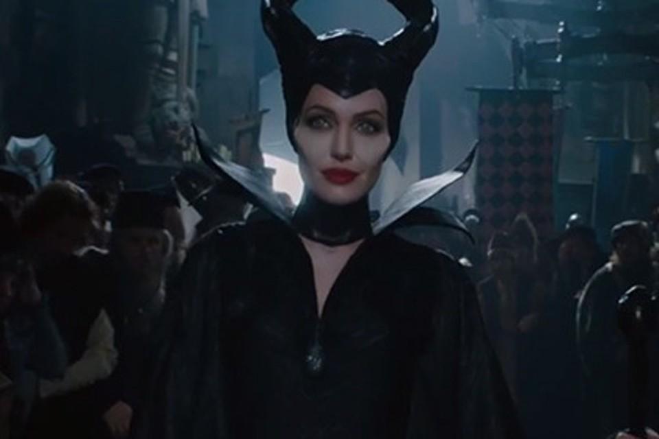 Анджелина Джоли снялась в роли зеленоглазого монстра