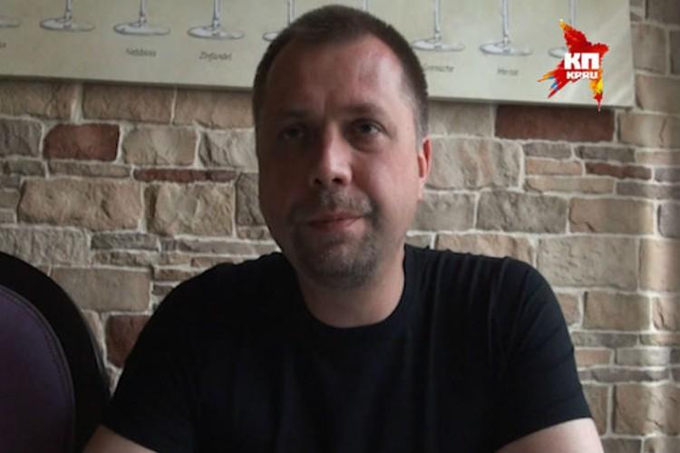 Премьер ДНР Александр Бородай