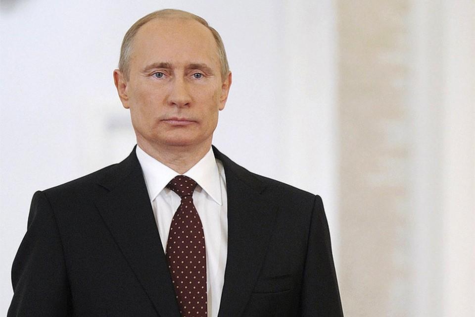 Путин ответил на вопросы французских журналистов об Украине