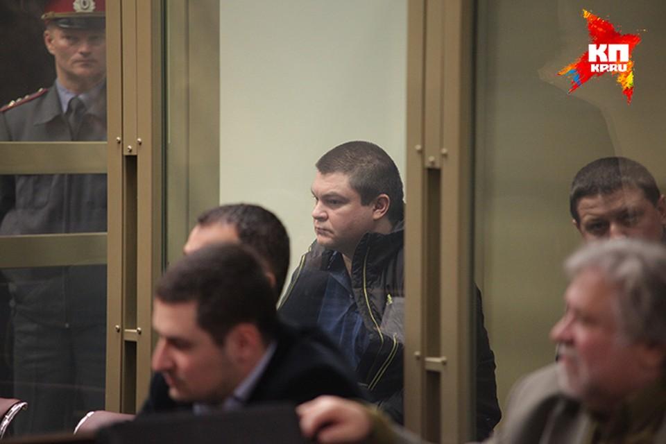 Сергей Цапок был приговорен к пожизненному заключению