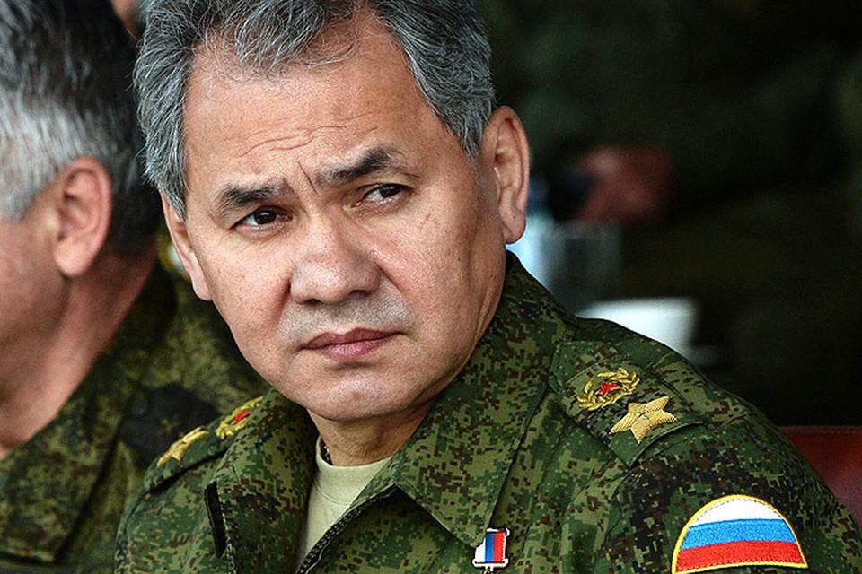 Министр обороны Шойгу наградил воинов, участвовавших в первом пуске уникальной российской ракеты