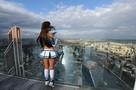 """Как корреспондент """"Комсомолки"""" покорил вершину самого высокого жилого здания в мире"""