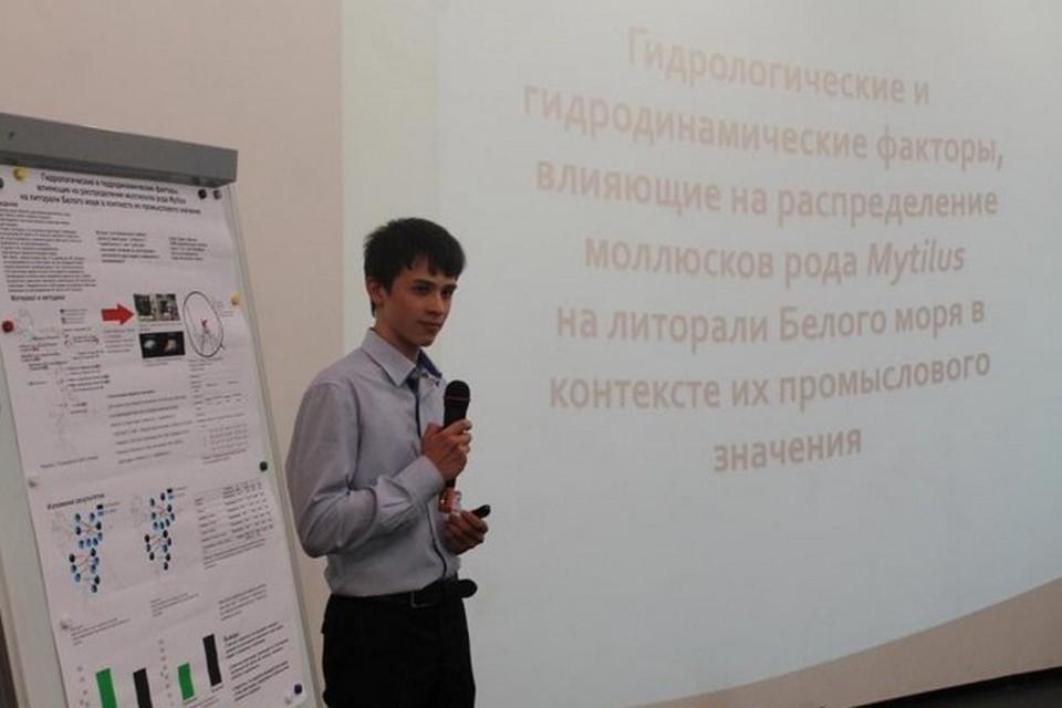 Павел Сафонов покорил всех своей простой, но гениальной идеей. Фото: ИЦАЭ