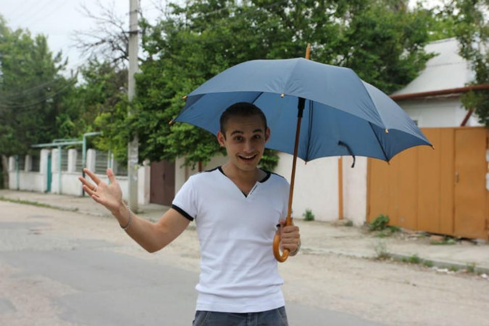 Не забудьте прихватить с собой в воскресенье зонтик