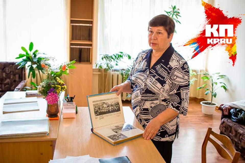 Нина Филиппова вспоминает, что ее ученик Летов очень любил уроки внеклассного чтения