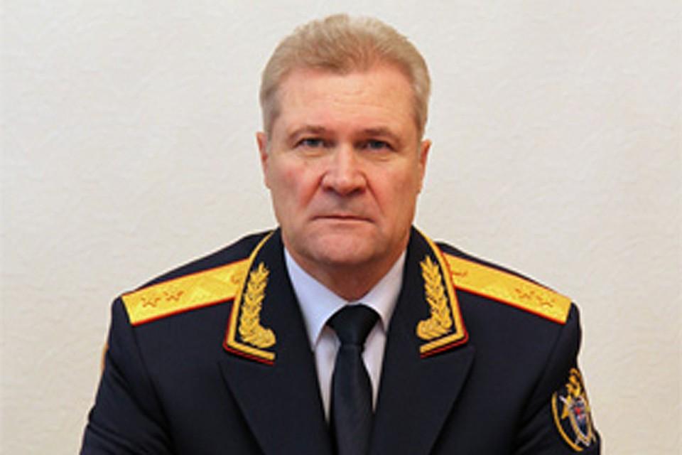 Николай Третьяков. Фото с сайта skprok-vrn.ru