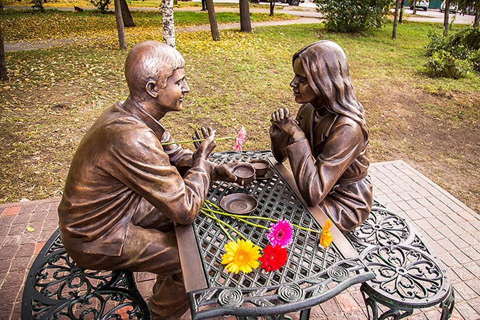 обзор фирм-производителей стих про скульптуру мужчины и женщины допустимо для
