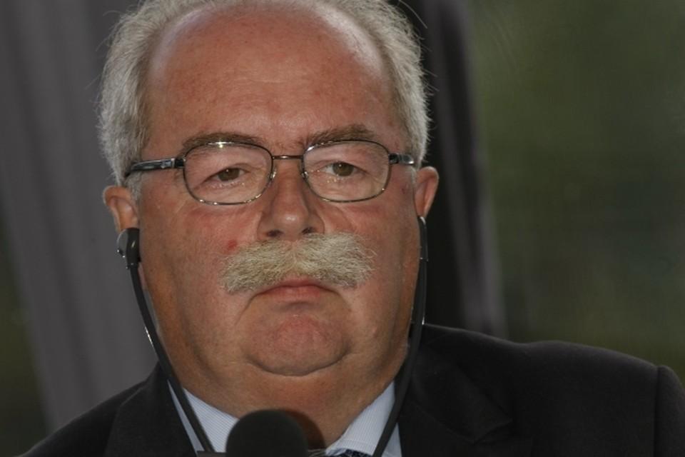 Главный управляющий нефтяной компании Total Кристоф де Маржери. Фото: Wikipedia