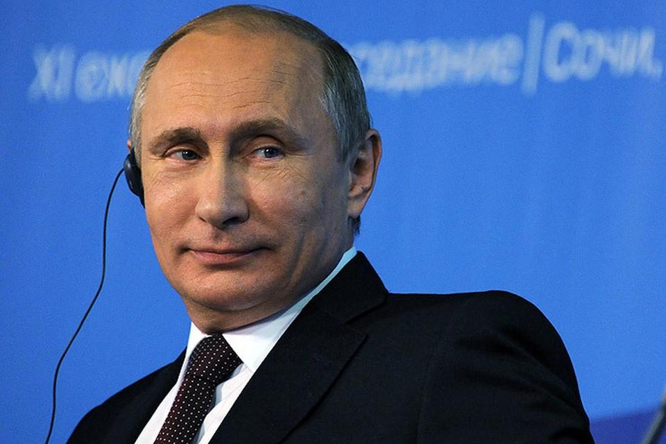 """""""Мы никогда не забудем, как помогали Соединенным Штатам в обретении независимости"""" - Владимир Путин."""