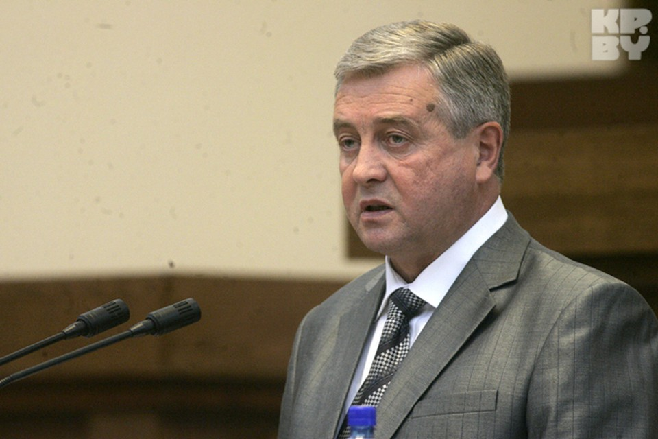 В пятницу перед депутатами парламента выступил первый вице-премьер Владимир Семашко, который курирует в правительстве промышленность и энергетику.