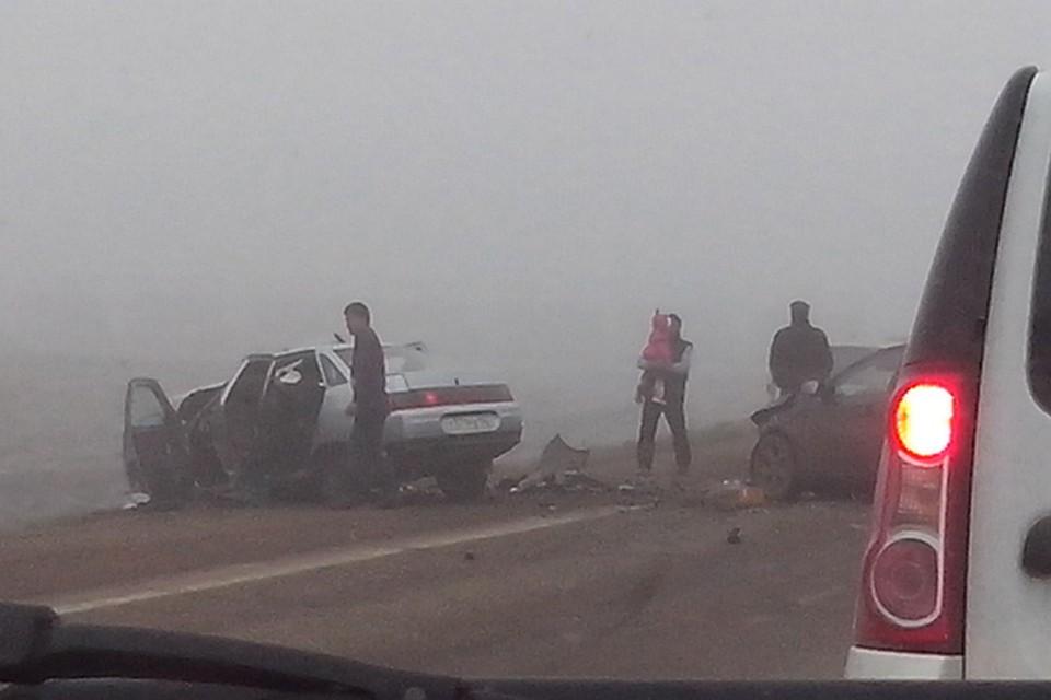 авария базилеевка 2014 ford