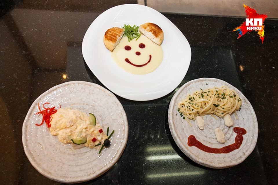 рецепт салат от повара в клубе белый медведь