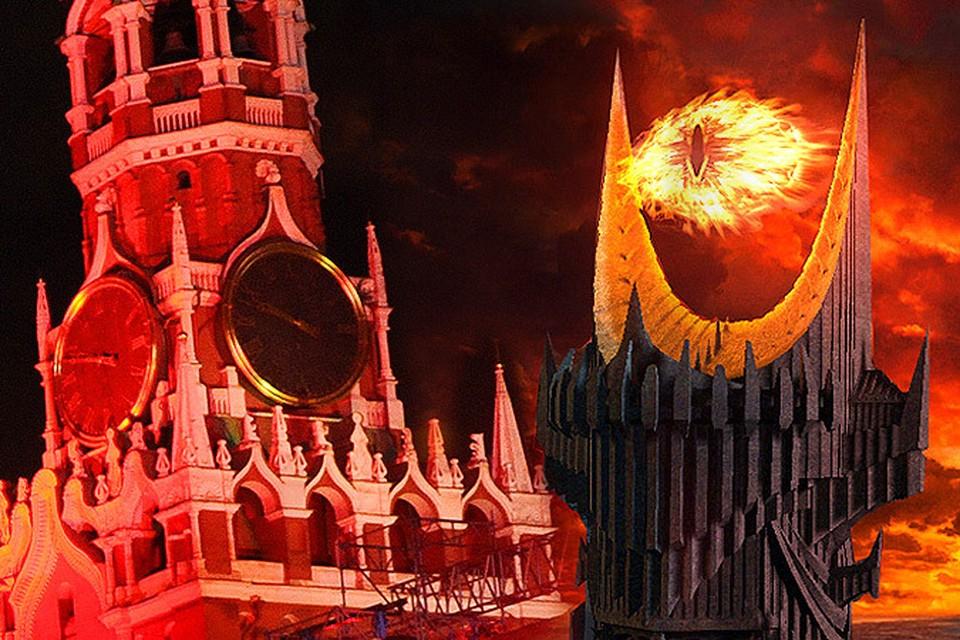 Инсталляцию «Око Саурона» в Москва-Сити все-таки отменили