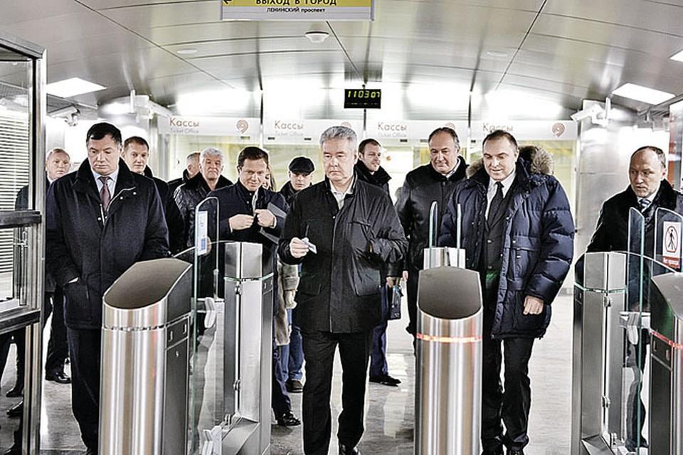Фото: Пресс-служба Мэра и Правительства Москвы, Д.Гришкин