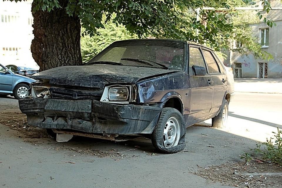 время брошенные машины саратовской аравии фото читаєте