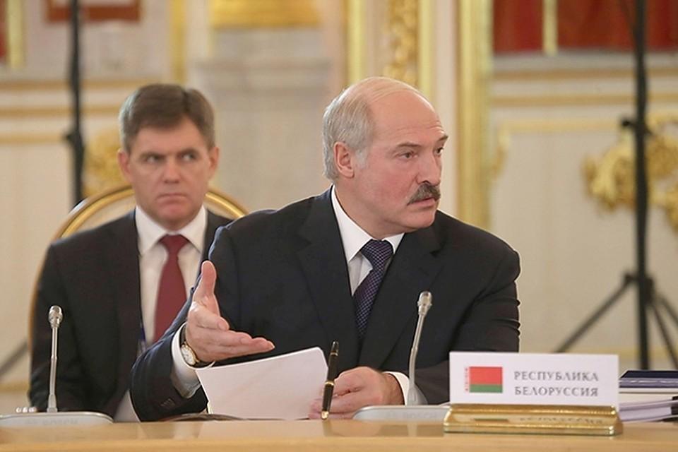 Как Лукашенко Трахал Правительство
