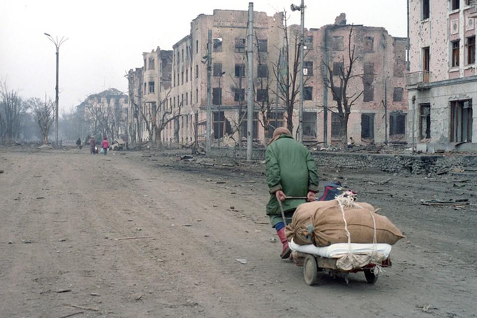 Ровно 20 лет назад, в последний день 1994-го, федеральные силы атаковали чеченскую столицу