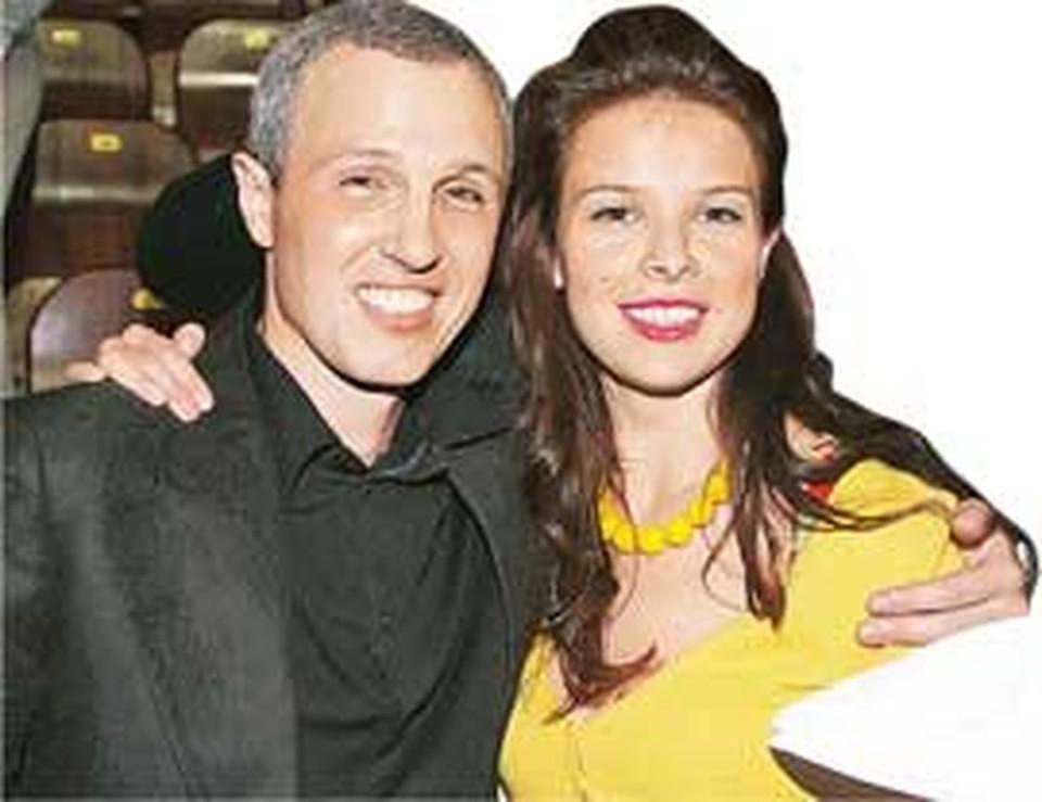 Игорь Верник и его жена Маша ходили в один и тот же магазин. Там и познакомились.