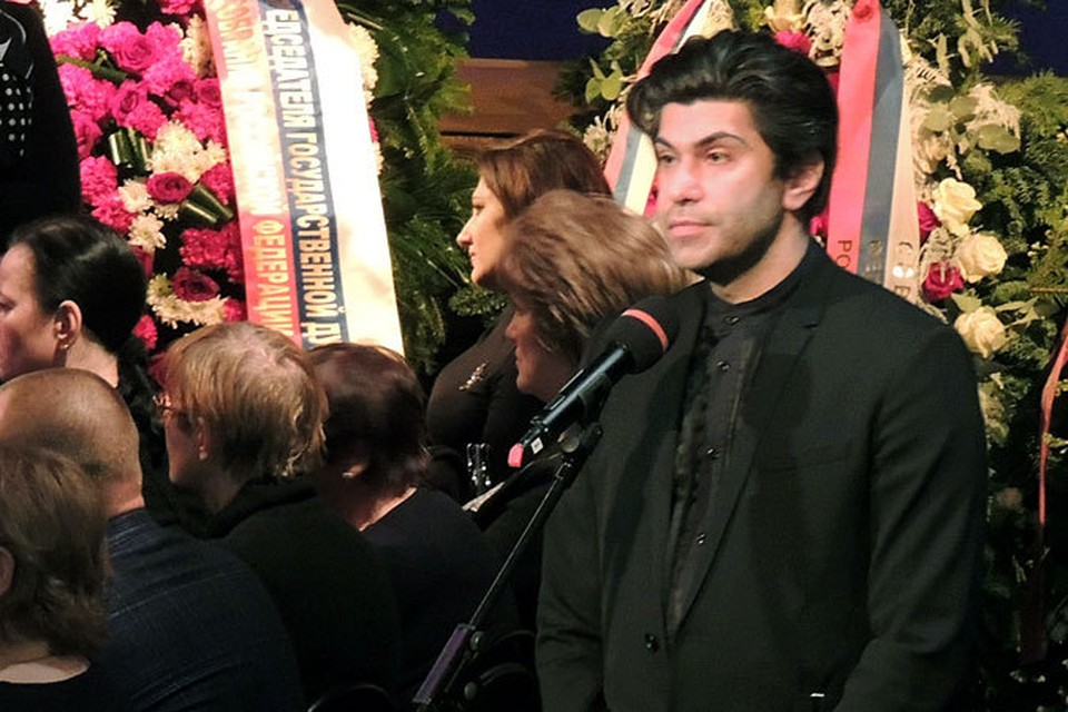 Мы виделись 28 октября на юбилейном концерте в Большом театре, - вспоминал Николай Цискаридзе