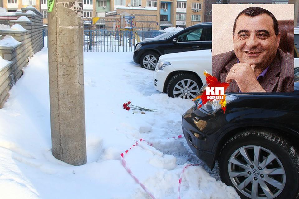 Глава дорожно-строительной компании «Рубикон» убит в Нижнем Новгороде.
