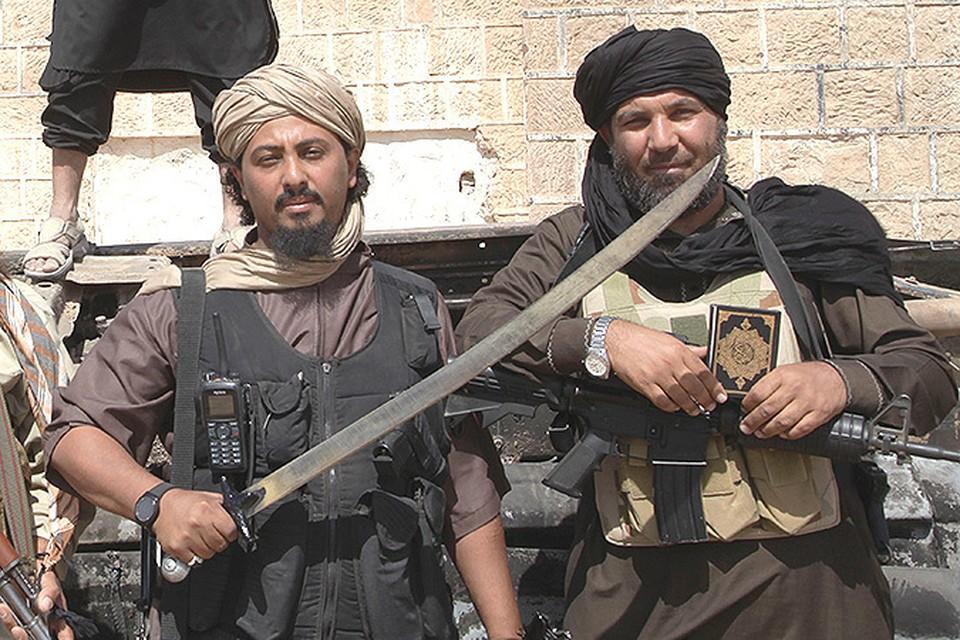 Террористическое исламское квазигосударство  с каждым днем набирает силу и влияние