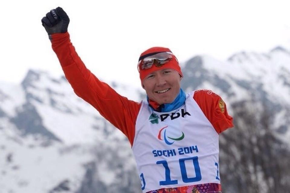 Паралимпиец из Удмуртии победил в биатлоне на Чемпионате Мира