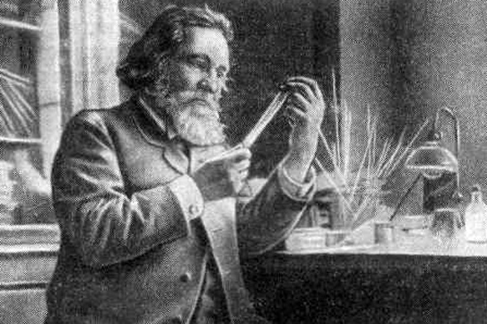 Илья Ильич Мечников вошел в историю как создатель науки о старении - геронтологии