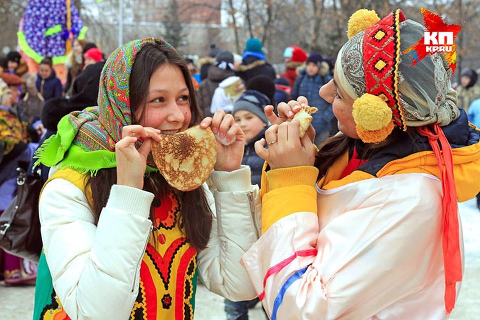 фото праздника масленица в россии нового кузова остались