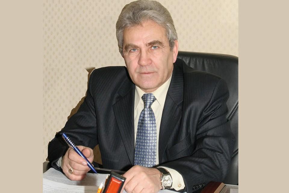 Директор института, доктор сельскохозяйственных наук, профессор Владимир Иванович Зотиков