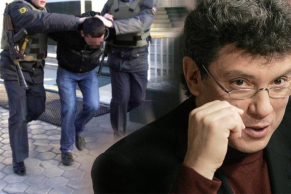 В Москве задержаны подозреваемые в убийстве Бориса Немцова Фото: REUTERS