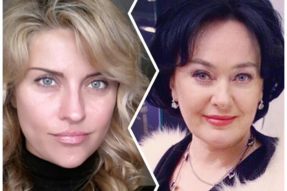 Архарова (слева) ответила на обвинения Гузеевой
