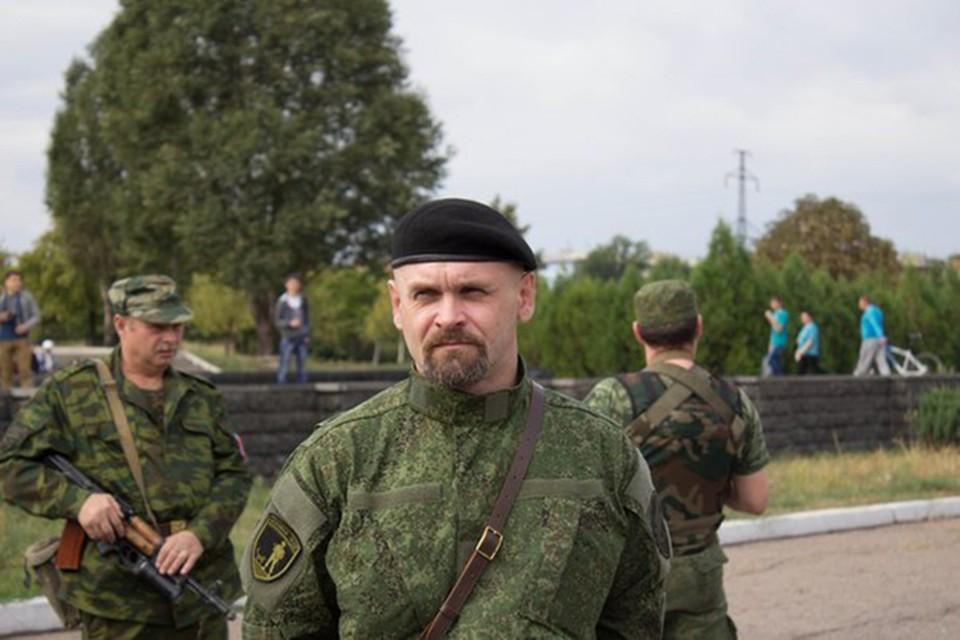 Алексей Мозговой получил несколько легких осколочных ранений. Фото - vk.com/id265927036