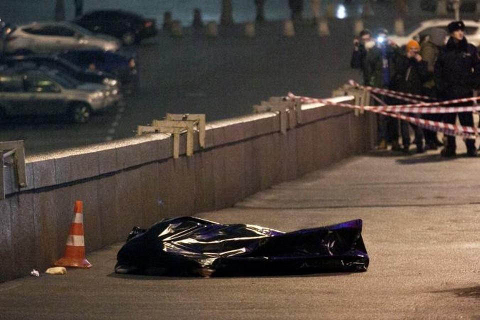 Борис Немцов был убит в ночь на 28 февраля